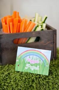 Garden Party via Kara's Party Ideas   Kara'sPartyIdeas.com #GardenParty #Ladybug #GardenParty #Flowers #Ideas #Supplies (24)