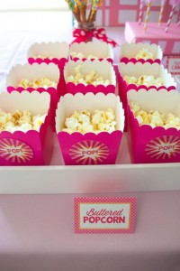 Girly Superhero Party via Kara's Party Ideas | Kara'sPartyIdeas.com #Birthday #PartyIdeas #Supplies #Girl (8)