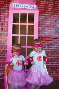 Girly Superhero Party via Kara's Party Ideas | Kara'sPartyIdeas.com #Birthday #PartyIdeas #Supplies #Girl (7)