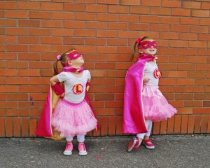 Girly Superhero Party via Kara's Party Ideas | Kara'sPartyIdeas.com #Birthday #PartyIdeas #Supplies #Girl (6)