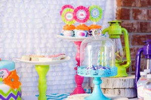 Glamping Party via Kara's Party Ideas Kara'sPartyIdeas.com #Camping #Sleepover #Party #Ideas #Supplies (13)