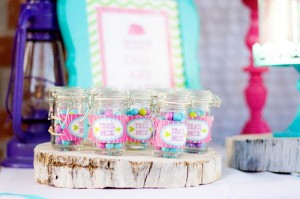 Glamping Party via Kara's Party Ideas Kara'sPartyIdeas.com #Camping #Sleepover #Party #Ideas #Supplies (4)