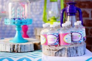 Glamping Party via Kara's Party Ideas Kara'sPartyIdeas.com #Camping #Sleepover #Party #Ideas #Supplies (2)