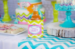Glamping Party via Kara's Party Ideas Kara'sPartyIdeas.com #Camping #Sleepover #Party #Ideas #Supplies (24)