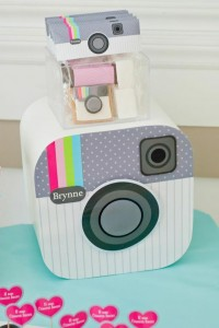 Instagram Inspired Party via Kara's Party Ideas | Kara'sPartyIdeas.com #SocialMedia #PartyIdeas #TweenParty #Supplies (24)