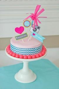 Instagram Inspired Party via Kara's Party Ideas | Kara'sPartyIdeas.com #SocialMedia #PartyIdeas #TweenParty #Supplies (22)
