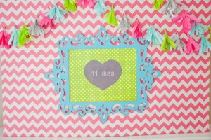 Instagram Inspired Party via Kara's Party Ideas | Kara'sPartyIdeas.com #SocialMedia #PartyIdeas #TweenParty #Supplies (11)