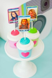 Instagram Inspired Party via Kara's Party Ideas | Kara'sPartyIdeas.com #SocialMedia #PartyIdeas #TweenParty #Supplies (4)