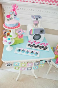Instagram Inspired Party via Kara's Party Ideas | Kara'sPartyIdeas.com #SocialMedia #PartyIdeas #TweenParty #Supplies (35)