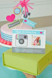 Instagram Inspired Party via Kara's Party Ideas | Kara'sPartyIdeas.com #SocialMedia #PartyIdeas #TweenParty #Supplies (33)