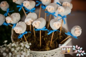 Little Lamb First Birthday Party via Kara's Party Ideas | Kara'sPartyIdeas.com #BabyShower #Birthday #PartyIdeas #Supplies (12)
