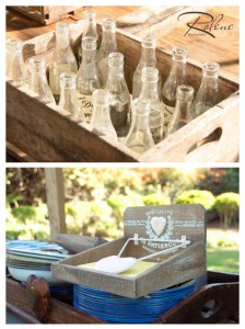 Pink Lemonade Stand with SUCH CUTE IDEAS via Kara's Party Ideas | Kara'sPartyIdeas.com #Rustic #LemonadeStand #PartyIdeas #Supplies (8)