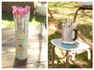 Pink Lemonade Stand with SUCH CUTE IDEAS via Kara's Party Ideas | Kara'sPartyIdeas.com #Rustic #LemonadeStand #PartyIdeas #Supplies (6)