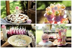 Pink Lemonade Stand with SUCH CUTE IDEAS via Kara's Party Ideas | Kara'sPartyIdeas.com #Rustic #LemonadeStand #PartyIdeas #Supplies (2)