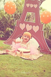 Little Girl Themed 1st Birthday Party via Kara's Party Ideas Kara'sPartyIdeas.com #GirlParty #Ideas #Supplies #1stBirthdayParty (7)