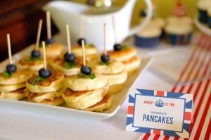 """London Calling""- A British Themed Birthday Bash via Kara's Party Ideas | Kara'sPartyIdeas.com #London #BritishParty #TeaParty #Ideas #Supplies (11)"
