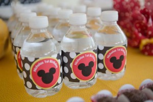 Mickey Mouse Party via Kara's Party Ideas | Kara'sPartyIdeas.com #MinnieMouse #Party #Ideas #Supplies (5)