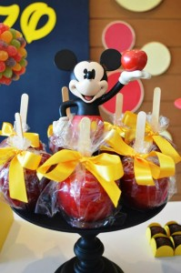 Mickey Mouse 1st Birthday Party via Kara's Party Ideas | Kara'sPartyIdeas.com #MickeyMouseClubhouse #Party #Ideas #Supplies (19)