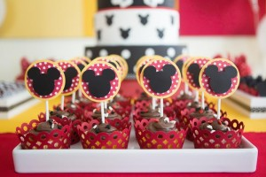 Mickey Mouse Party via Kara's Party Ideas | Kara'sPartyIdeas.com #MinnieMouse #Party #Ideas #Supplies (15)
