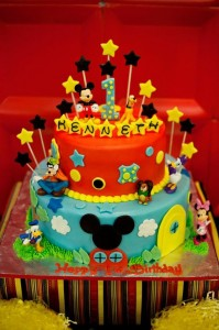 Mickey and Friends Party via Kara's Party Ideas | Kara'sPartyIdeas.com #MickeyMouse #MinnieMouse #Ideas #Supplies (11)