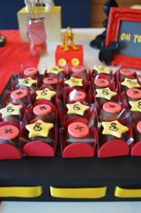 Mickey Mouse 1st Birthday Party via Kara's Party Ideas | Kara'sPartyIdeas.com #MickeyMouseClubhouse #Party #Ideas #Supplies (12)