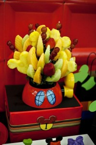 Mickey and Friends Party via Kara's Party Ideas | Kara'sPartyIdeas.com #MickeyMouse #MinnieMouse #Ideas #Supplies (8)
