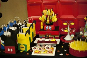 Mickey and Friends Party via Kara's Party Ideas | Kara'sPartyIdeas.com #MickeyMouse #MinnieMouse #Ideas #Supplies (7)