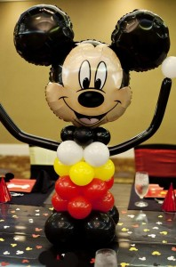 Mickey and Friends Party via Kara's Party Ideas | Kara'sPartyIdeas.com #MickeyMouse #MinnieMouse #Ideas #Supplies (6)