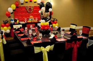 Mickey and Friends Party via Kara's Party Ideas | Kara'sPartyIdeas.com #MickeyMouse #MinnieMouse #Ideas #Supplies (3)