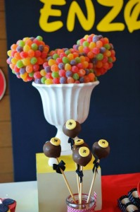 Mickey Mouse 1st Birthday Party via Kara's Party Ideas | Kara'sPartyIdeas.com #MickeyMouseClubhouse #Party #Ideas #Supplies (4)