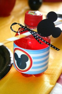 Mickey Mouse Clubhouse Party via Kara's Party Ideas Kara'sPartyIdeas.com #MickeyMouse #MinnieMouse #PartyIdeas #Supplies (12)