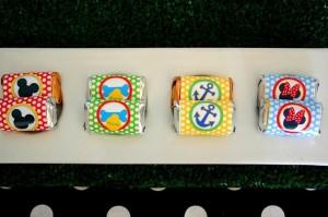 Mickey Mouse Clubhouse Party via Kara's Party Ideas Kara'sPartyIdeas.com #MickeyMouse #MinnieMouse #PartyIdeas #Supplies (11)