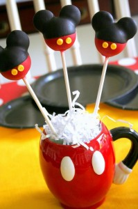 Mickey Mouse Clubhouse Party via Kara's Party Ideas Kara'sPartyIdeas.com #MickeyMouse #MinnieMouse #PartyIdeas #Supplies (3)