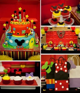 Mickey and Friends Party FULL of FUN IDEAS via Kara's Party Ideas | Kara'sPartyIdeas.com #MickeyMouse #MinnieMouse #Ideas #Supplies (1)