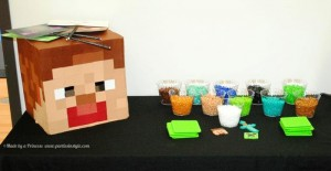 Minecraft Party via Kara's Party Ideas Kara'sPartyIdeas.com #Minecraft #PartyIdeas #Supplies #TweenParty #Games (11)