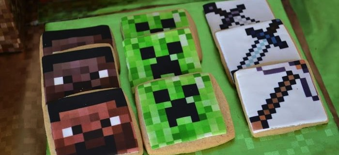 Kara S Party Ideas Minecraft Party Planning Ideas Supplies