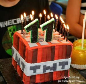 Minecraft Party via Kara's Party Ideas Kara'sPartyIdeas.com #Minecraft #PartyIdeas #Supplies #TweenParty #Games (16)