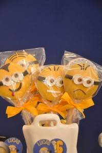 Despicable Me Minion Party via Kara's Party Ideas Kara'sPartyIdeas.com #Minion #PartyIdeas #Supplies (19)