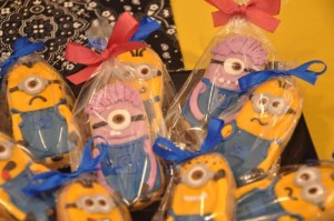 Despicable Me Minion Party via Kara's Party Ideas Kara'sPartyIdeas.com #Minion #PartyIdeas #Supplies (2)