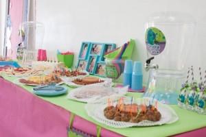 Monsters Inc Party via Kara's Party Ideas | Kara'sPartyIdeas.com #Disney #MonstersInc #PartyIdeas #Supplies (29)