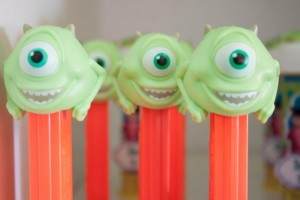 Monsters Inc Party via Kara's Party Ideas | Kara'sPartyIdeas.com #Disney #MonstersInc #PartyIdeas #Supplies (23)