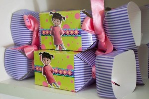 Monsters Inc Party via Kara's Party Ideas | Kara'sPartyIdeas.com #Disney #MonstersInc #PartyIdeas #Supplies (22)