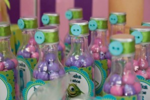 Monsters Inc Party via Kara's Party Ideas | Kara'sPartyIdeas.com #Disney #MonstersInc #PartyIdeas #Supplies (16)