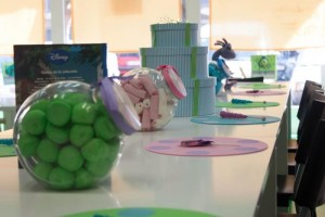 Monsters Inc Party via Kara's Party Ideas | Kara'sPartyIdeas.com #Disney #MonstersInc #PartyIdeas #Supplies (11)