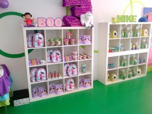 Monsters Inc Party via Kara's Party Ideas | Kara'sPartyIdeas.com #Disney #MonstersInc #PartyIdeas #Supplies (5)