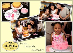 Ella Vanilla Cake Kits PROMO CODE via KarasPartyIdeas.com #CakeKits #EllaVanilla #PartySupplies (24)