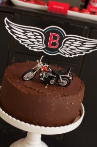 Motorcycle Rally Party with REALLY AWESOME Ideas via Kara's Party Ideas | Kara'sPartyIdeas.com #Harley #Motorcycle #Party #Ideas #Supplies (6)
