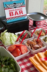 Motorcycle Rally Party with REALLY AWESOME Ideas via Kara's Party Ideas | Kara'sPartyIdeas.com #Harley #Motorcycle #Party #Ideas #Supplies (4)