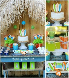 Disney Teen Beach Movie Party with Lots of CUTE Ideas via Kara's Party Ideas Kara'sPartyIdeas.com #Surf #Party #TeenBeachMovie #Ideas #Supplies #Disney (1)