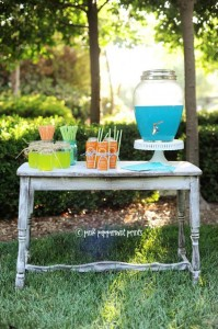 Disney Teen Beach Movie Party via Kara's Party Ideas Kara'sPartyIdeas.com #Surf #Party #TeenBeachMovie #Ideas #Supplies #Disney (14)
